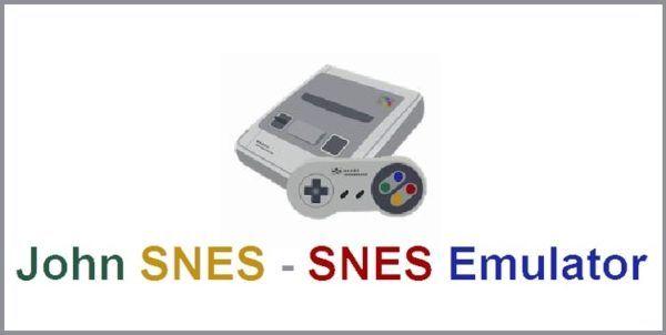 John Snes Snes Emulator Apk V3 80 Full Roms Mega Emulador