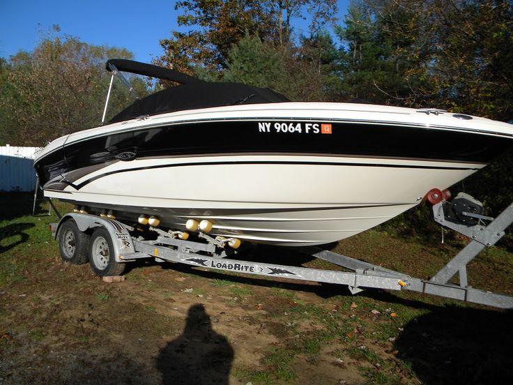 Lancha 2003 Sea Ray 220 BR, entregada en Pucón, Lago Villarrica, IX Región: ventas@itb-chile.com www.itb-chile.com