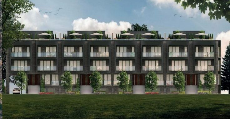 Landmark Devco to launch luxury stacked townhomes at Wenderly Park Towns in North York