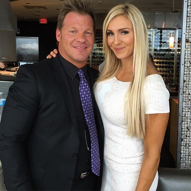 Chris Jericho & Charlotte #WWE