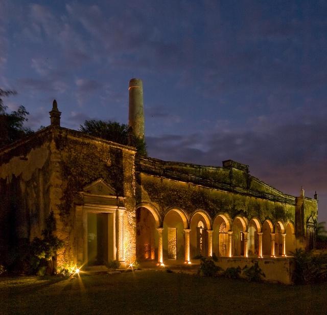 28 best images about haciendas de yucat n on pinterest for Case in stile ranch hacienda