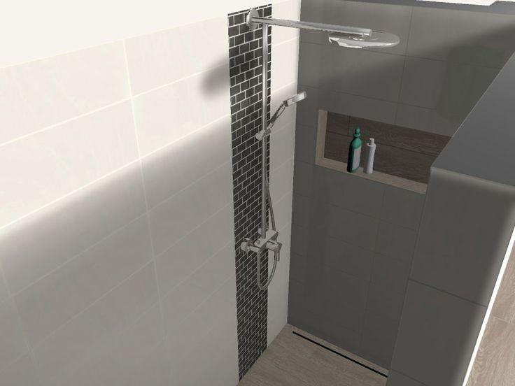 Lovely Fliesen und Badezimmer Planung im Neubau