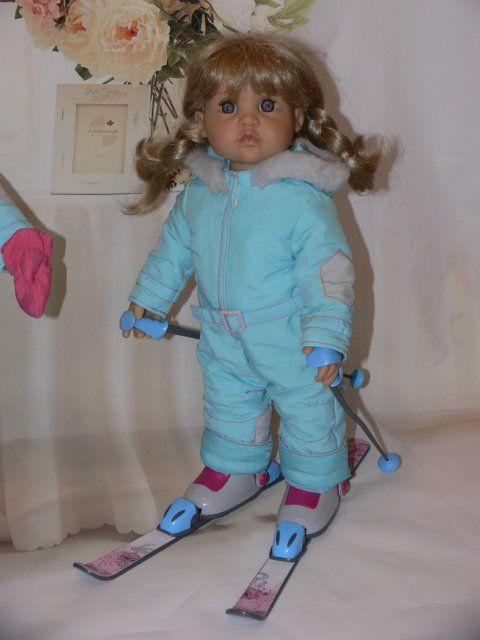 Наряд и снаряжение для горно лыжного спорта. №2 / Аксессуары для кукол / Шопик. Продать купить куклу / Бэйбики. Куклы фото. Одежда для кукол