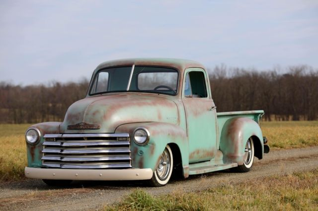 1950 Chevy Truck 3100 C10 Rat Rod Hot Rod. Patina. Slammed. Lowered. for sale in Hudson, New York, United States