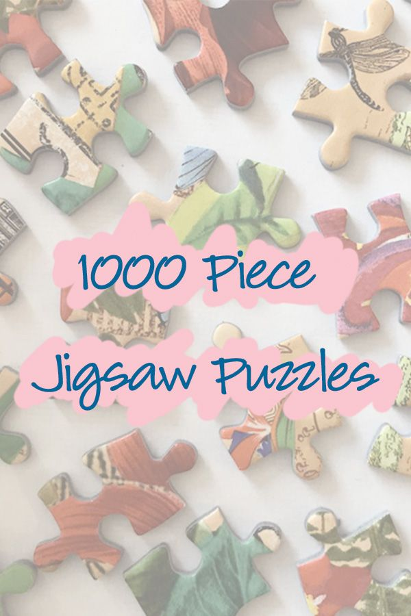 Gibsons Carnival 1000 PIECE JIGSAW PUZZLE