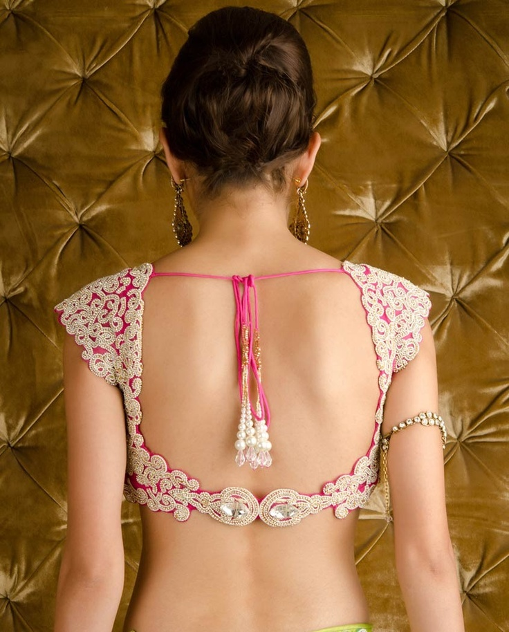 #FASHWEDS love the beauty and sexiness of a choli aka blouse and this is our collection of favs