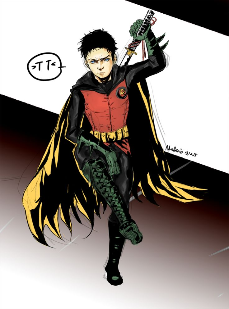 218 best images about DC Trinity on Pinterest | Wonder ... Young Justice Robin Damian Wayne