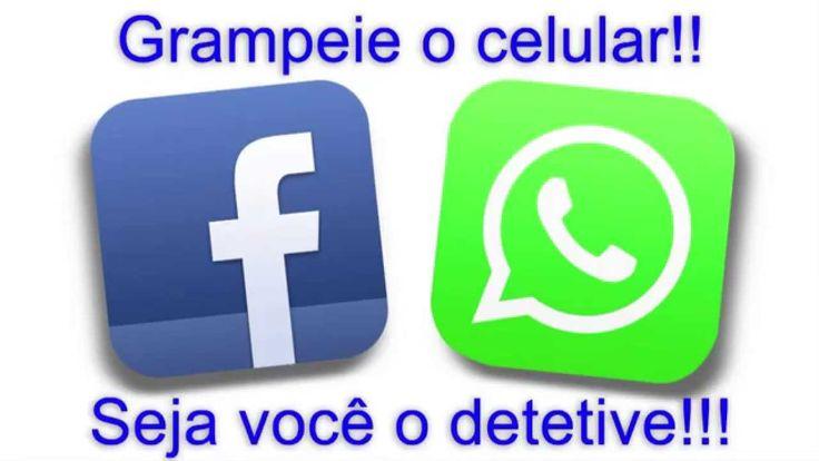 COMO ESPIONAR WhatsApp ,FACEBOOK ,LIGAÇÕES DOS SEUS FILHOS OU EMPREGADOS