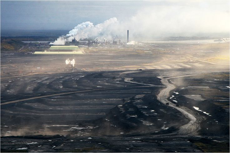 The History Of The Athabasca Oil Sands In Alberta, Canada - Canada, it's the second-largest country in the world, and one of the most beautiful. Its pristine landscape was featured in The Revenant, which filmed in Alberta for a couple months... - TheSurge.com