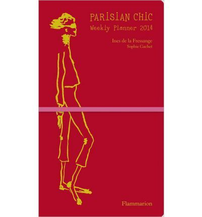 Ines de la Fressange shares fifty-two new secrets in this elegant and humorous weekly planner that is the chicest way to organize your schedule in style. The authors of the New York Times best seller, Parisian Chic: A Style Guide by Ines de la Fressange, share a new year's worth of fashion, style, and beauty advice in this daily planner. From January through December, this chic and practical illus...