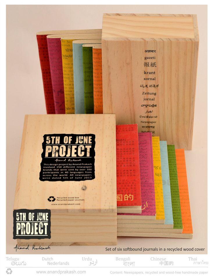 Softbound Journal - Set of Six