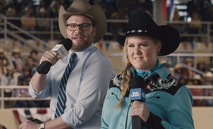 Amy Schumer, Kevin Hart among stars in Super Bowl commercials...: Amy Schumer, Kevin Hart among stars in Super Bowl commercials… #KevinHart