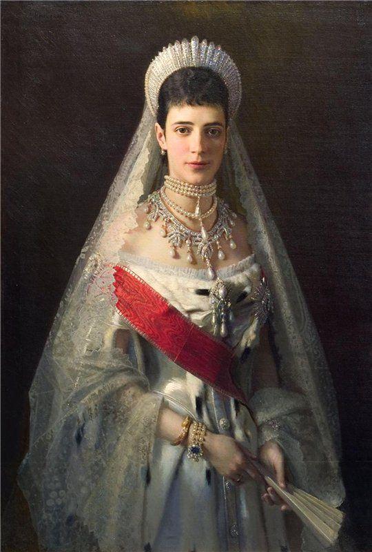Царица Мария Федоровна Романова (Дагмар)
