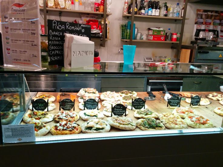 Magnifico Eat - Via Sistina -