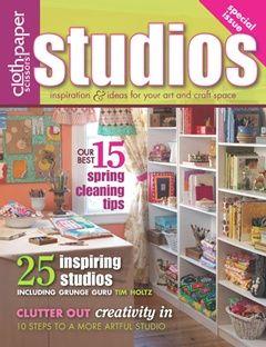 art and craft studio ideas