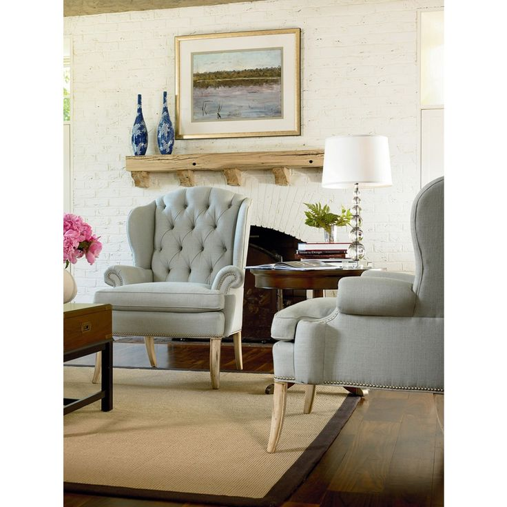 Thomasville Concord Corbett Wing Chair 11 best