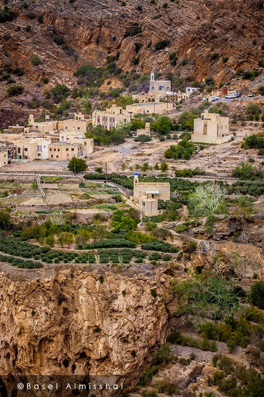Oman | Village in Jabal Akhdar. credit: StudioBasel. view on Fb https://www.facebook.com/OmanPocketGuide #oman #traveltooman #destination