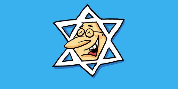 Num dia de Rosh Hashana (ano novo judaico), um homem precipita-se pela sinagoga adentro, empurrando o bedel...