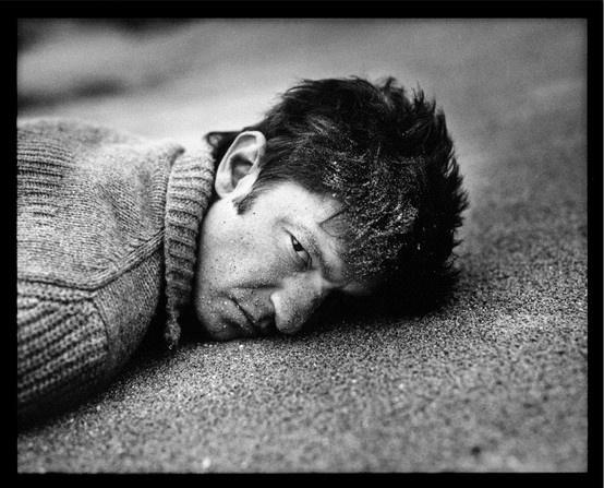 (c) Stephan Vanfleteren een super coole Belgische fotograaf