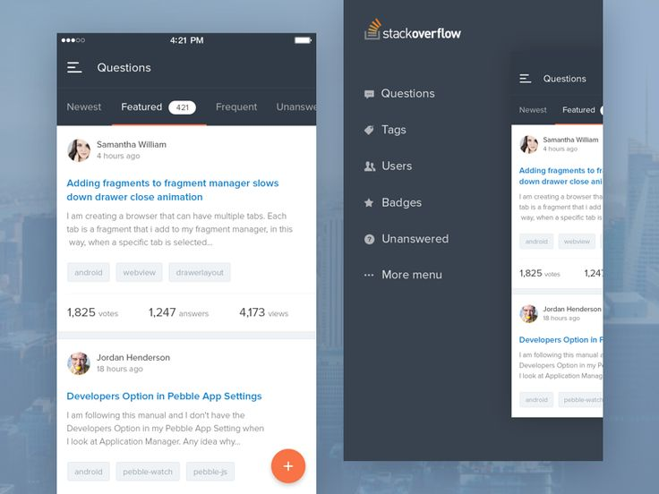 User interface by @dwinawan