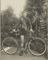 Bro. Sir Hubert Ferdinand Opperman OBE (29 May 1904 - 24 April 1996), was an Australian cyclist and politician, whose endurance cycling feats in the 1920s and 1930s earned him international acclaim. Hubert Opperman rode a bicycle from the age of eight, when he was a Post Office messenger, until his 90th birthday. After the war Opperman joined the Liberal Party of Australia and in 1949 was elected to the Parliament of Australia. He served in parliament for 17 years.