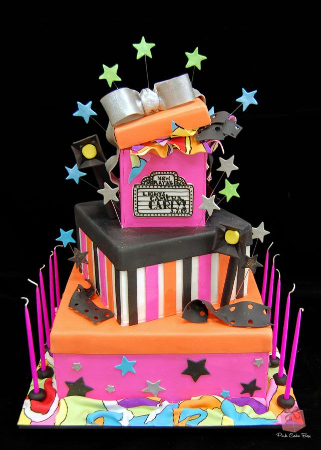 Themed Gift Box Ideas : Best images about bar bat mitzvah cakes on