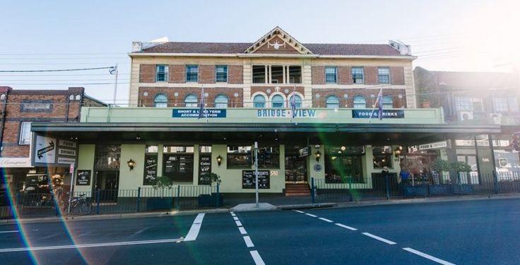 Bridgeview Hotel Willoughby, Sydney budget pub accommodation