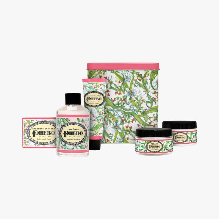 Coffret Tubéreuse D'Egypte  - PHEBO - Find this product on Bon Marché website - Le Bon Marché Rive Gauche