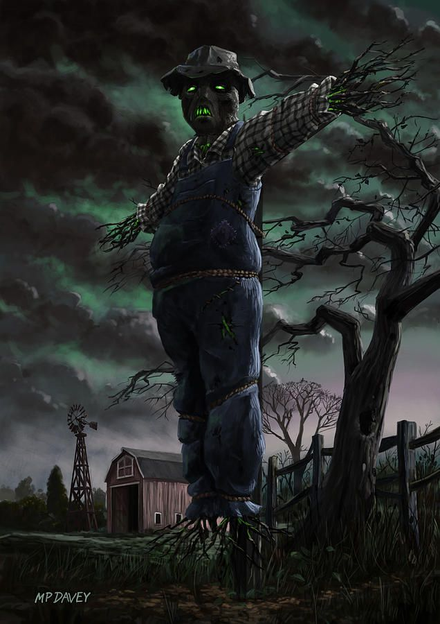 161 best Scarecrows..Field of Screams images on Pinterest ...
