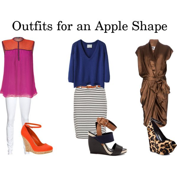 From polyvore outfits for an apple shape outfits for an apple shape by