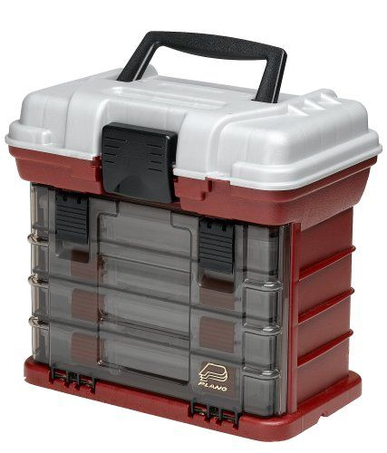 Plano 1354 4-By Rack System 3500 Size Tackle Box at http://suliaszone.com/plano-1354-4-by-rack-system-3500-size-tackle-box/