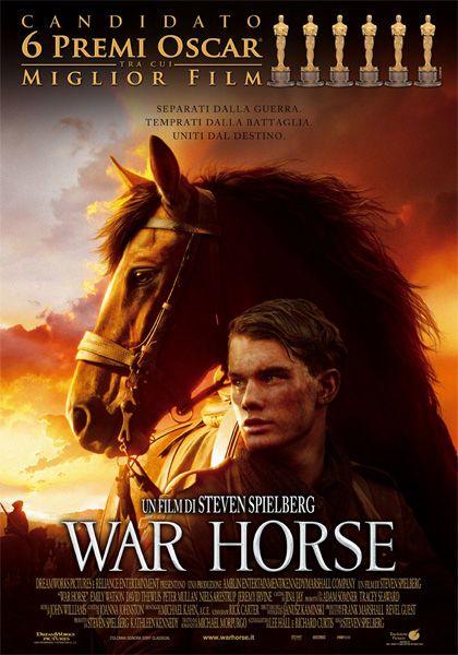 War Horse - Mi incuriosisce. Più che altro per l'ambientazione nella Grande Guerra
