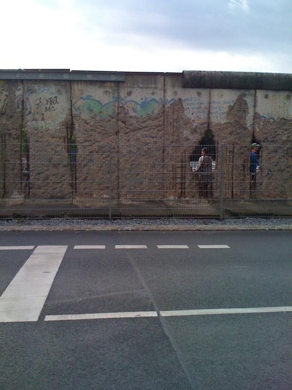 Berlin Wall. Berlin, Germany