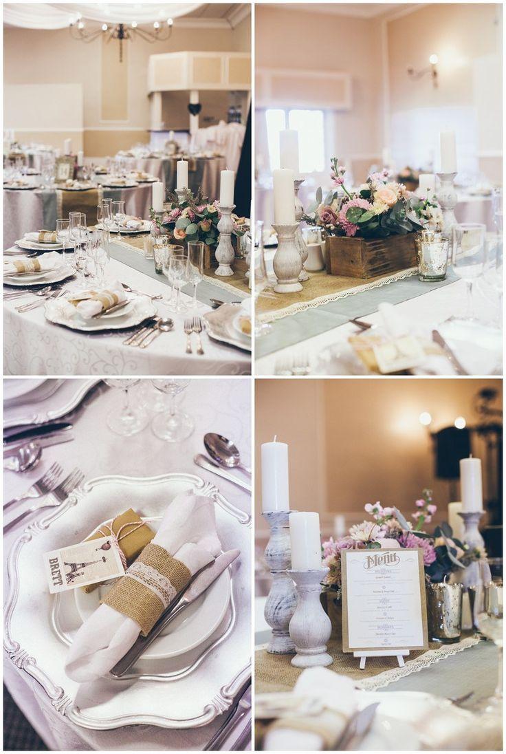 Roxy & Grant's wedding at Lythwood Lodge. Décor ideas. Photography by Vanilla Photography. Plan your dream wedding on the Midlands Meander: www.midlandsmeander.co.za