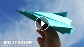 100 FEET PAPER PLANE – Wie man ein Papierflugzeug baut, das weit fliegt | Iris Starsh … – holidays games