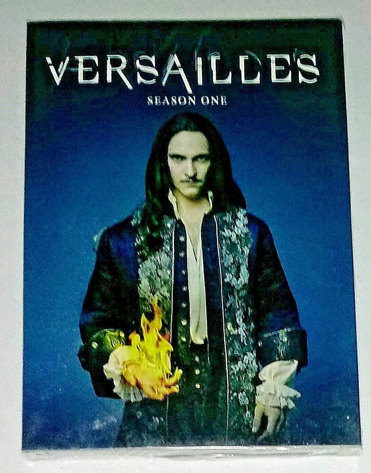BRAND NEW! VERSAILLES: SEASON 1 ONE. 2016 DVD. 4 DISC SET. SHIPS FREE  Item specifics  Condition:  Brand New: An item that has never been opened or removed from the manufacturers sealing (if applicable). Item  Genre:  Drama  Release Year:  2015  Format:  DVD  Season:  1  Edition:  4 DISCS/ DVDS  Region Code:  DVD: 1 (US Canada)  Director:  Yes!  Sub-Genre:  Greek  Movie/TV Title:  Versailles  Rating:  NR  Actor:  George Blagden  Leading Role:  Alexander Vlahos Anna Brewster Evan Williams…