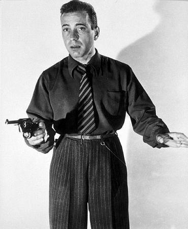"Humphrey Bogart publicity still for ""King of the Underworld"", 1938"