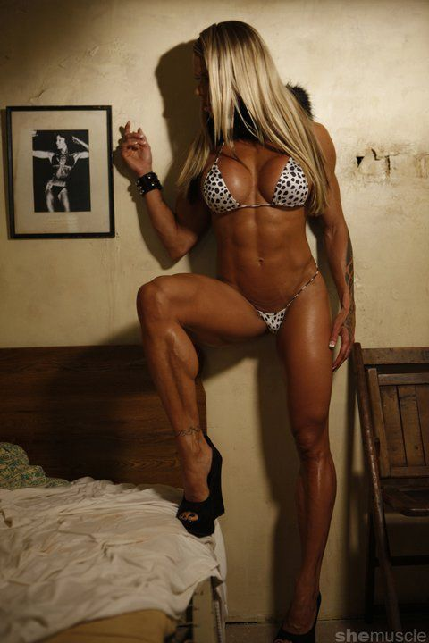 Muscle & Sexiness | Larissa Reis