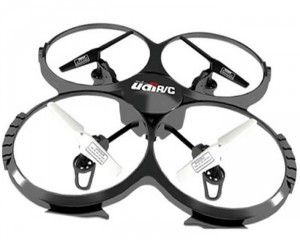 Are you looking for a gift idea that creates a WOW factor? Take a look at this UDI RC U818A 2.4 GHz 4CH 6-Axis Gyro RTF Mode 2, Quadcopter that comes with a C