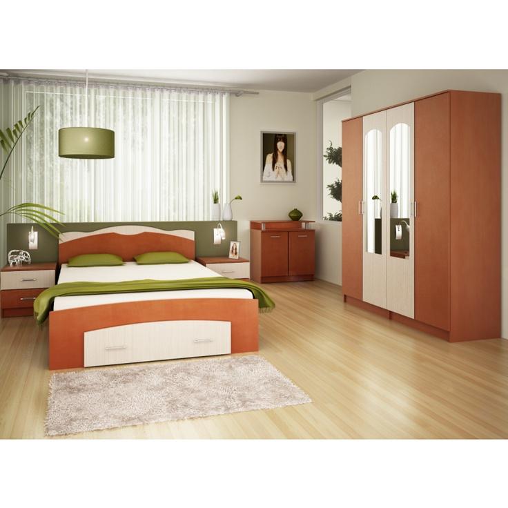 Dormitor DALIA 140cm