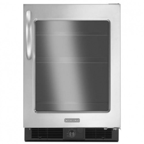 How To Install Kitchen Aid Bottom Freezer Ice Maker