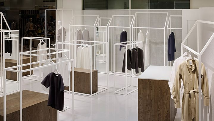 Sharing Clothing Shop Display Fashion Store Fashionwear Storeconstruction Shopfit Retaildesign Visualmerc Store Fixtures Retail Store Display Shop Display