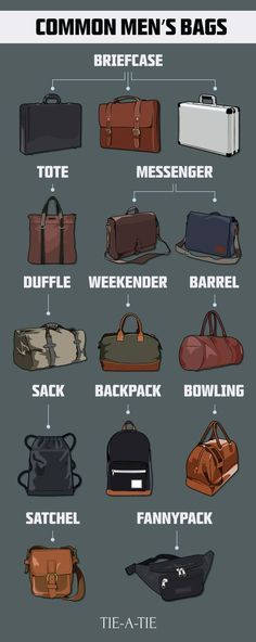 """bows-n-ties: """"""""It is not a murse, it is a Satchel. Indiana Jones wears one."""" - quote from the Hangover. Click HERE to learn everything about men's bags, briefcases, and murses. """""""