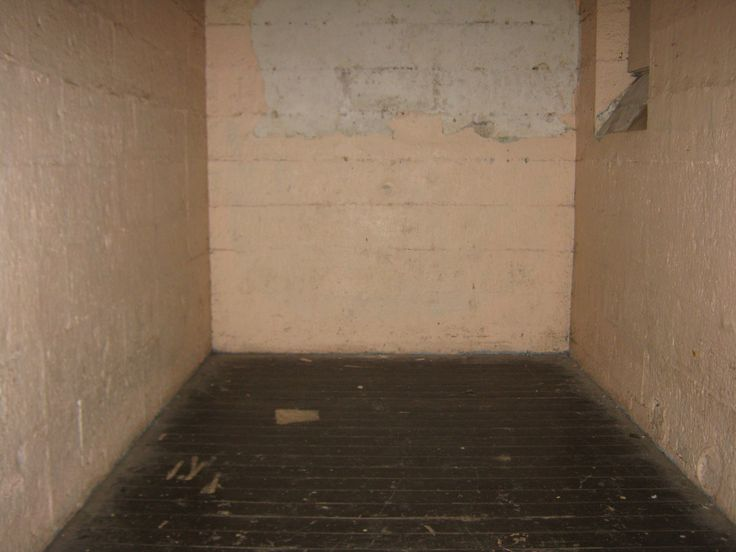 A Cell, Old Geelong Gaol, 21st June, 2014. Image by D Roach