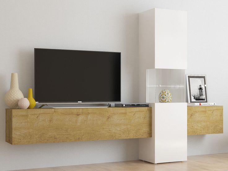 Wohnwand Wohnzimmerschrank Fernsehschrank Mediawand Tv Schrank Incontro Iii Ebay Wohnen Wohnwand Wohnzimmerschranke