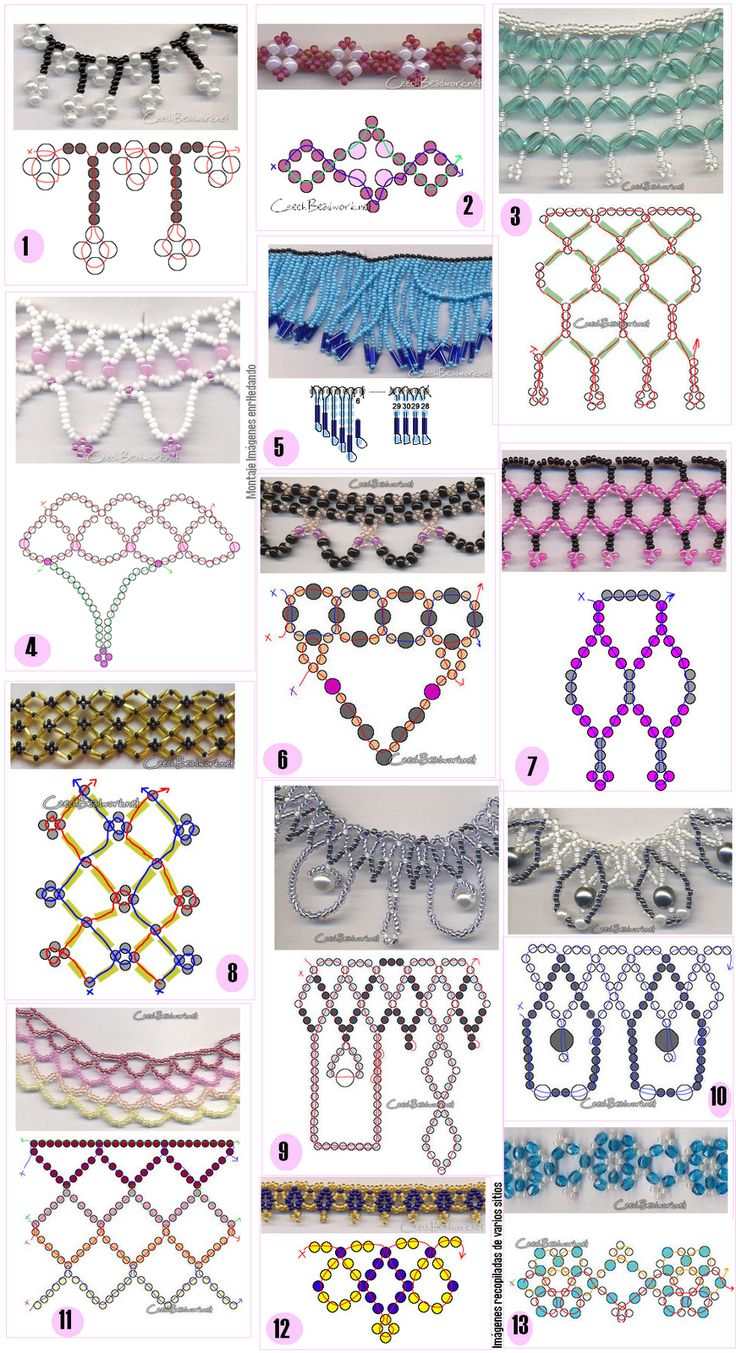 arco on techniques beadbistrocraft tutorials jewelry beading beads bead beth stone demi rounds designs pinterest best images pony
