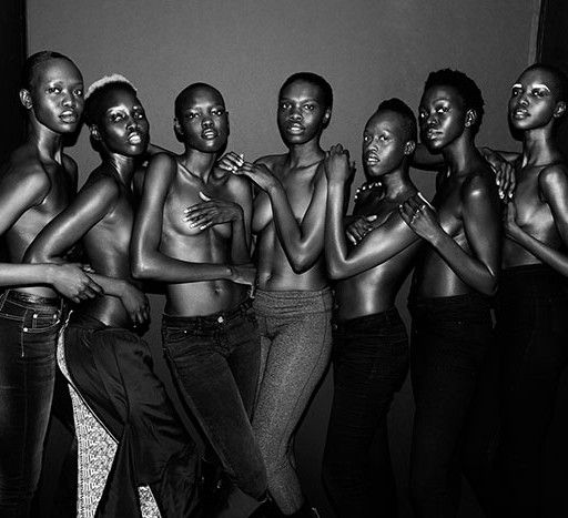 I MIEI SOGNI D'ANARCHIA - Calabria Anarchica: South Sudanese Models Stand 4 Education.