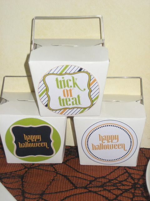 Party Favor Chinese Take Out Boxes : Best images about graduation ideas on
