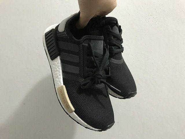 Adidas nmd popcorn le donne scarpe bianco nero marrone a comprare oggetti