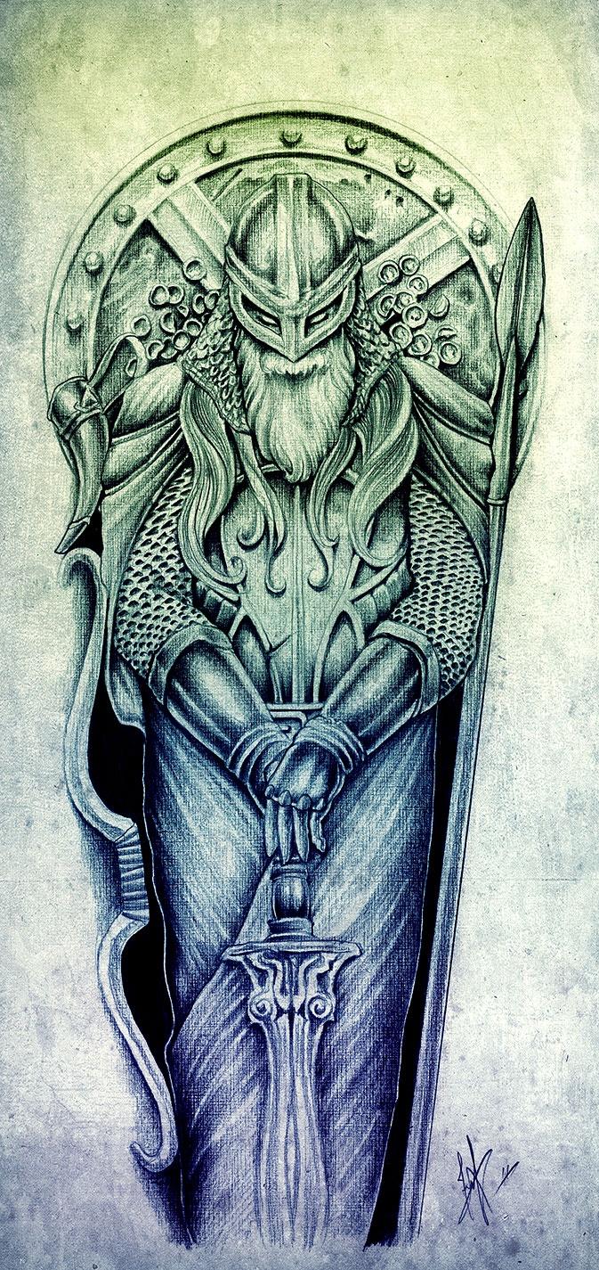 1149 b sta bilderna om tattoveringer viking stil p pinterest norsk mytologi norse tattoo. Black Bedroom Furniture Sets. Home Design Ideas
